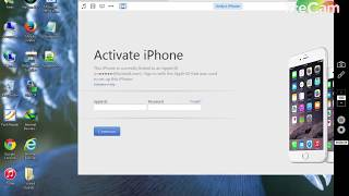 How to Bypass iPhone IOS 8.1.2 Activation iCloud Lock Screen on (iTune Only)