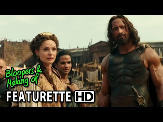 Hercules (2014) Featurette - Hercules And Ergenia