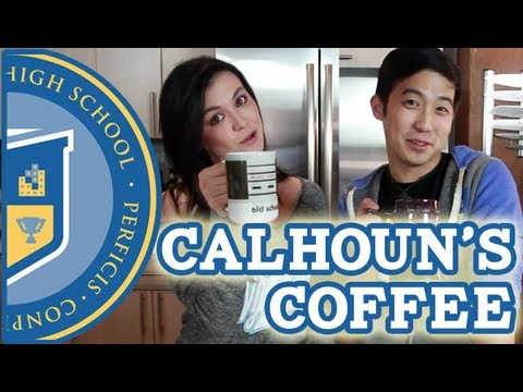 CALHOUN'S COFFEE, VIDEO GAME HIGHSCHOOL, Feast of Fiction S2 Ep16