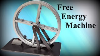 Motor Magnético. Perpetual Motion Machine on magnets