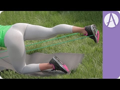Sexy Booty Workout For New Moms | Autumn Fitness video