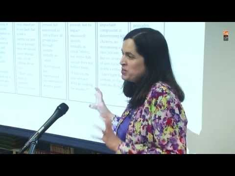Book Talk: Julie A. Dowling presents