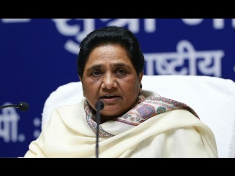 BSP won't form alliance with any party: Mayawati || Sandesh News