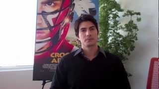 Crooked Arrows - EXCLUSIVE VIDEO: Brandon Routh Talks 'Crooked Arrows'