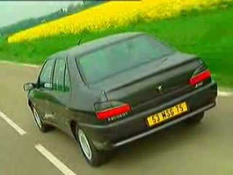 Peugeot 306 Sedan Spot video Music: The Roots and BT - Tao Of The Machine.