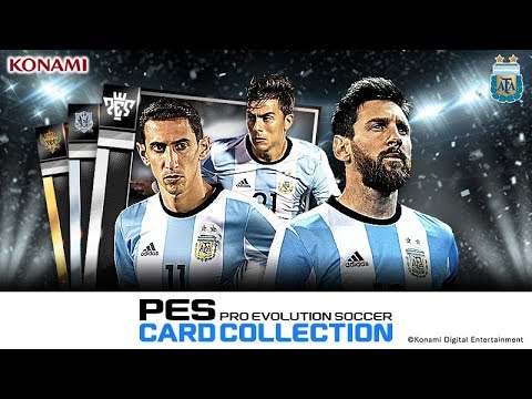 PES CARD COLLECTION APK Cover