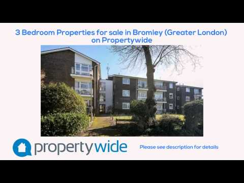 3 Bedroom Properties for sale in Bromley (Greater London) on Propertywide