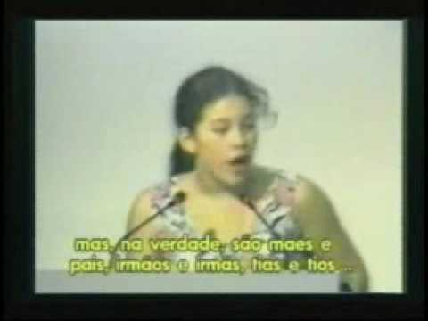 The Girl Who Silenced The World For 5 Minutes video