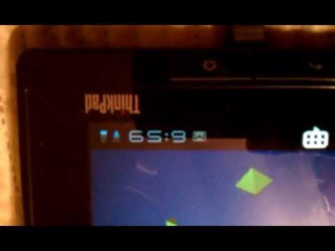 Thinkpad tablet micro usb charging port issue