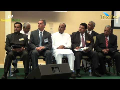 19th NACOG 2014 - Message by - Rev. Finoy Johnson