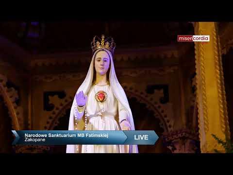 Zakopane I Fatima | Modlitwa Różańcowa 24h