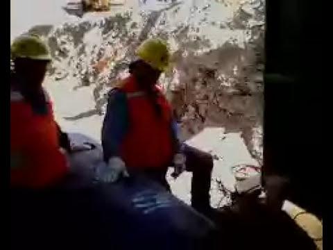 (2011) Minera Anglo American Proyecto Los Bronces Tortolas Colina