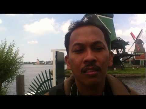 Jelajah.Eropah - Episod 6c : Amsterdam - Windmill