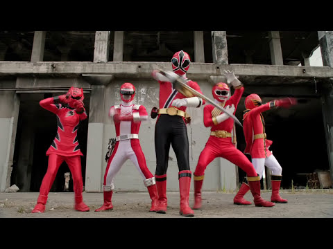 Power Rangers Super Megaforce: