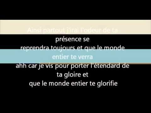 Gael  Divine amour paroles   Lyrics