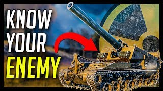 All Tier 10 Artillery in World of Tanks: Know Your Enemy