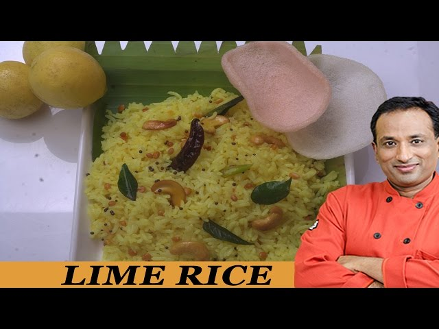 sddefault Lemon Rice   By Chef Sanjay Thumma