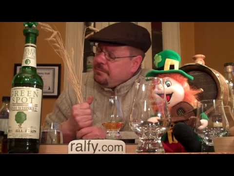 whisky review 124 - Greenspot Pure Pot Still Whiskey