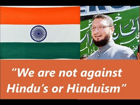 Asaduddin Owaisi Powerful Speech At Darussalam On Milad Un Nabi 2013 Part 2 video