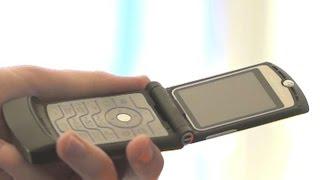 Top 5 memories of the Motorola Razr V3