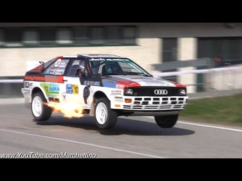 Rally Legend 2014 - EPIC Rally Action and PURE Sounds!