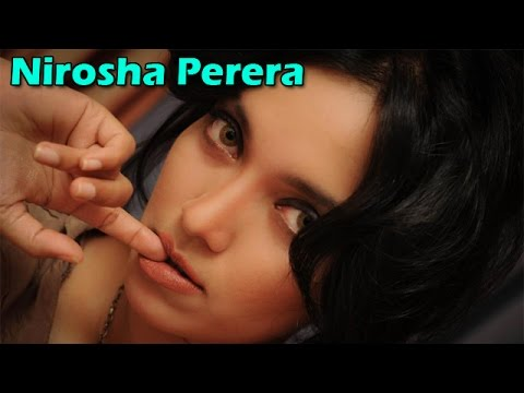 Latest Photos Of Hot Sri Lankan Sexy Model Nirosha Perera (sri Lankan Model) video