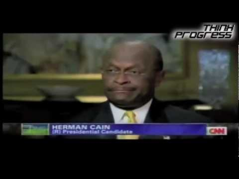 Gay 'Choice' - Herman Cain