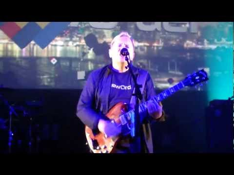 New Order - Ceremony - Live - Greek Theatre 10/7/2012 Los Angeles, CA