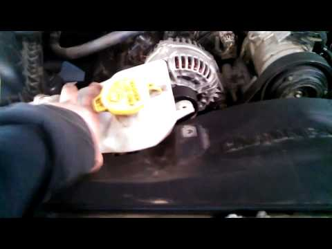 Water pump replacement 2006 Dodge Ram 1500 5.7L V8 2500 3500 Install Remove Replace