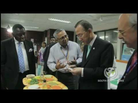 Ban Ki-moon: Bangladesh Child and Maternal Health, Showcase to the World