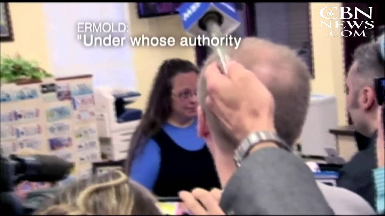 KY Clerk Files Emergency Motion in Marriage Case
