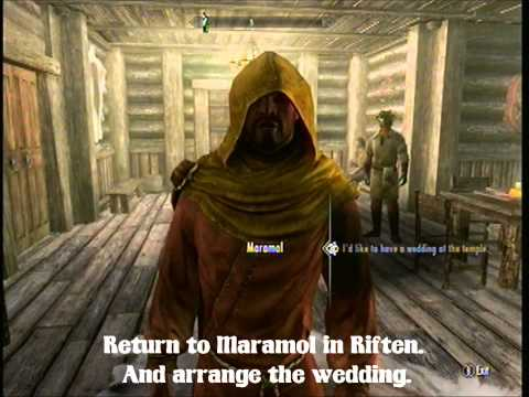 The Elder Scrolls V: Skyrim - Married Achievement Guide - 10G