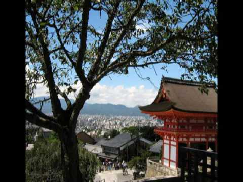 Asia Travel Famous Temple Kyoto