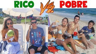 download musica RICO VS POBRE - NA PRAIA - KIDS FUN