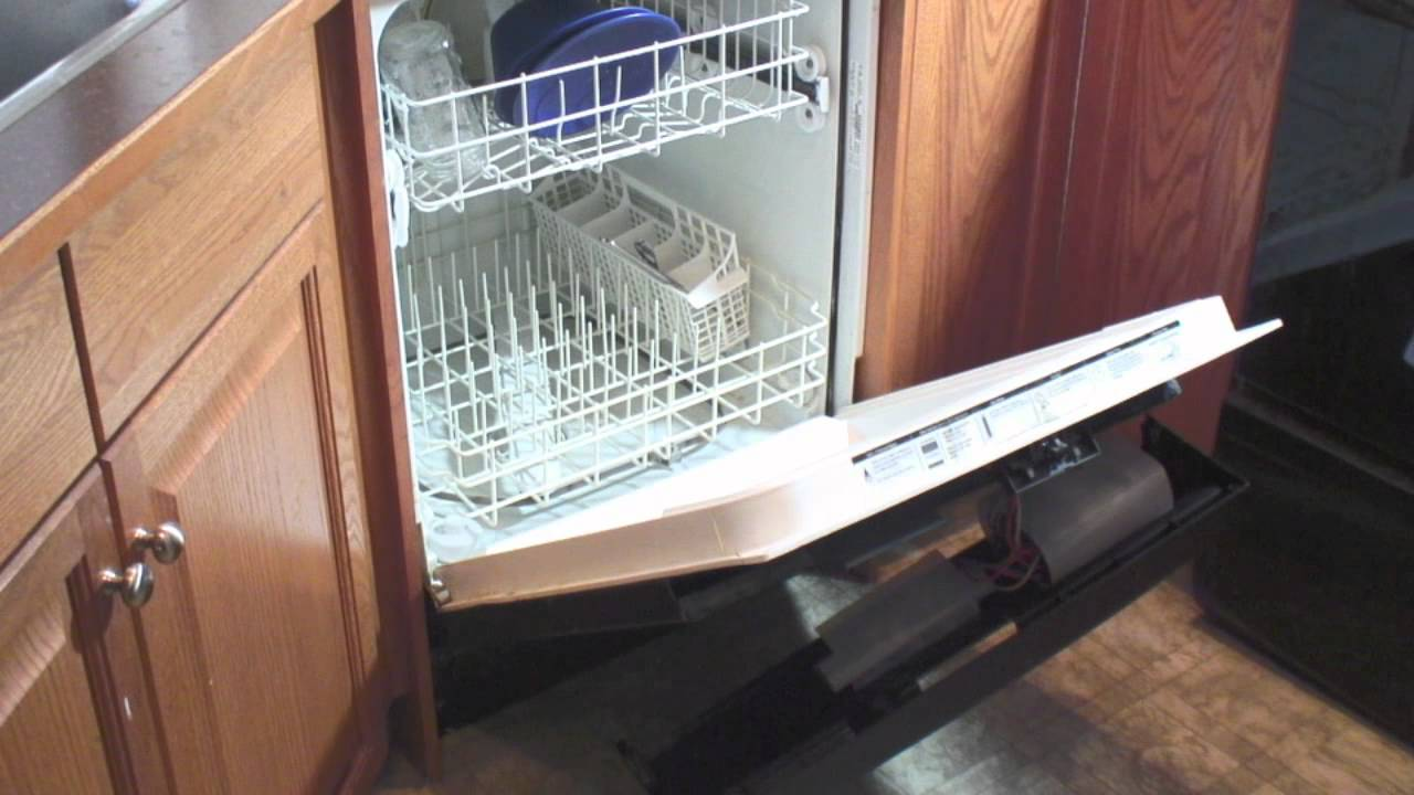 Diy How To Change A Dishwasher Timer And Not Fix It Youtube