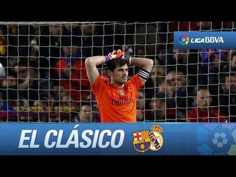 El Clásico de Iker Casillas