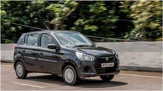 Maruti Suzuki Alto K10 updated with standard safety features | CAR NEWS 2019