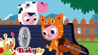 Hey Diddle Diddle | Nursery Rhymes and Songs for kids | BabyTV