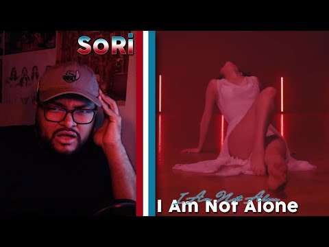 Download SoRi소리 × Folded Dragons - I Am Not Alone MV REACTION!!!   This Woman Is Art Producing Art #DOLO Mp4 baru
