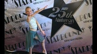 Brielle's last team dance competition!