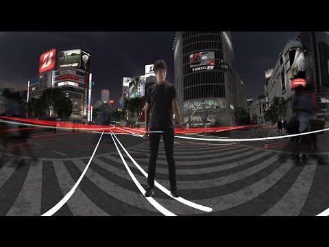 TOUR B × VR「宇宙ゴルフコースを制覇せよ!」(長谷川 祥平)
