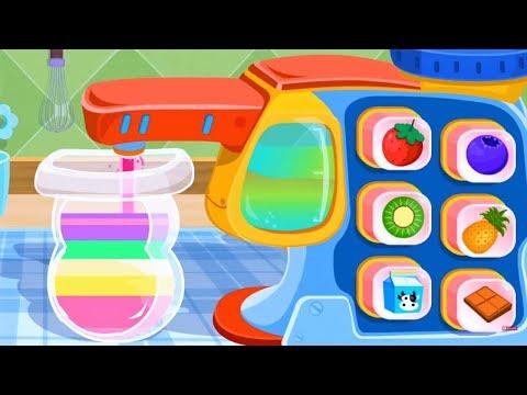 Play Fun Ice Cream Kids Game - Create My Favorite Ice Cream - Children Gameplay Video
