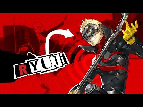 Persona 5: Introducing Ryuji Sakamoto