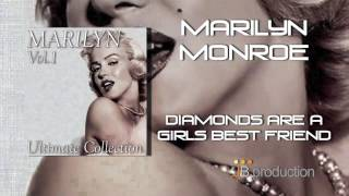 Marilyn Monroe - Diamonds are a Girls Best Friend