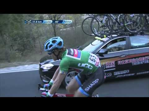 2014 Tour of Beijing Highlight Stage 4