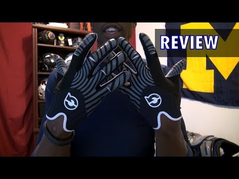 G Sports G Free Football Gloves Review - Ep. 149