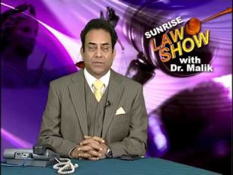 Sunrise Law Show Dec 9, 2012 Seg 2