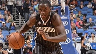 Victor Oladipo Threads the Needle
