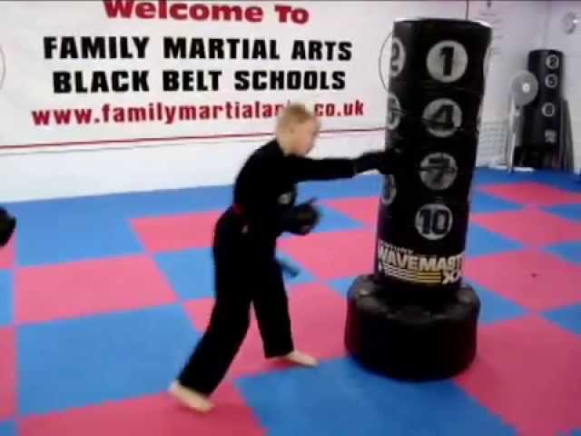 What A Fun Workout in Family Martial Arts Fitness Center in Maidstone and Gravesend