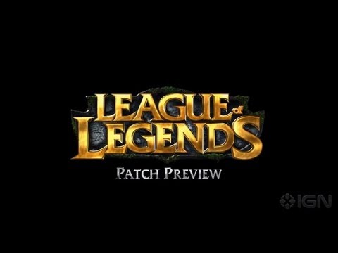 League of Legends: Season 3 Patch Preview